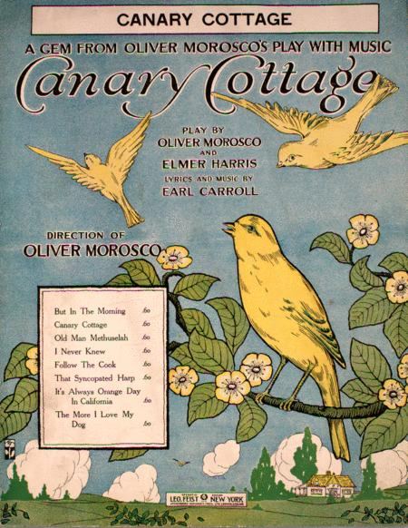 Canary Cottage