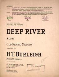 Deep River. Song