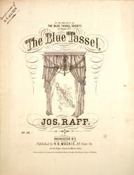 The Blue Tassel. Quadrilles