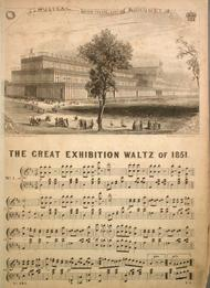 The Great Exhibition Waltz of 1851
