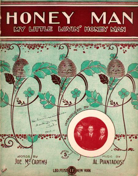 Honey Man, My Little Lovin' Honey Man
