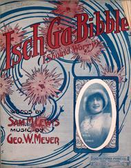 Isch Ga-Bibble (I Should Worry)