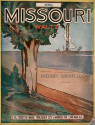 Missouri Waltz. Song. (Hush-A-Bye, Ma Baby)