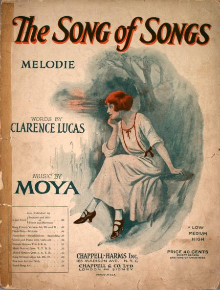 The Song of Songs. Melodie