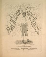 Fred Wilson's Clog Dances