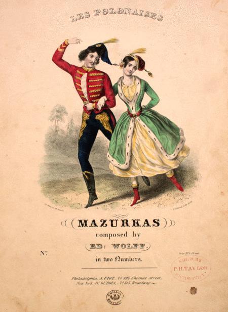 Le Polonaises (Mazurkas)