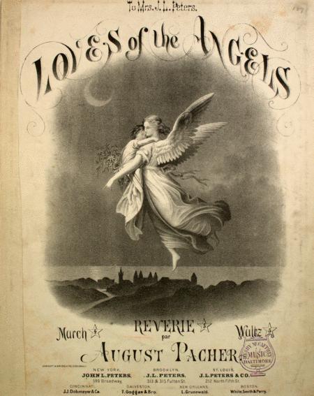 Loves of the Angels. Reverie