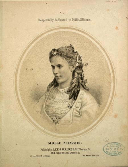 The Mlle. Nilsson Galop