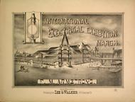 International Electrical Exhibition March