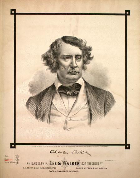 Charles Sumner's Funeral March