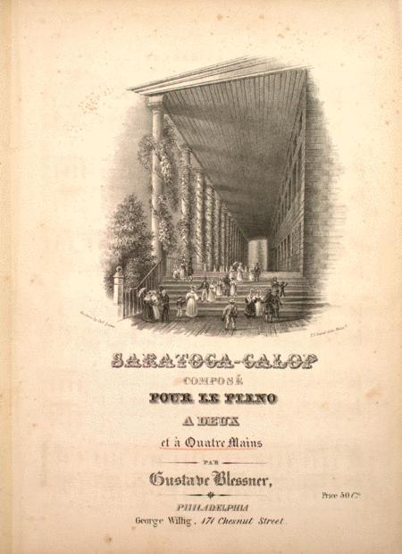 Saratoga-Galop