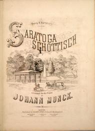 Saratoga Schottisch