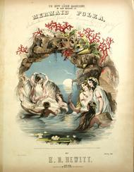 Mermaid Polka. La Syrene