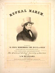 Repeal March. The Melody