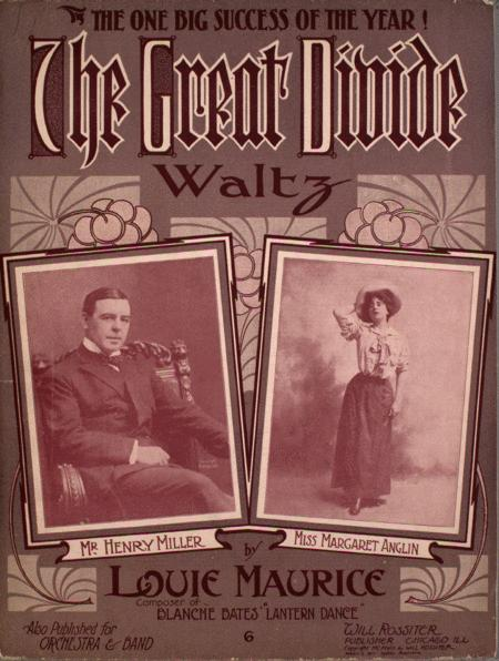 The Great Divide. Waltz