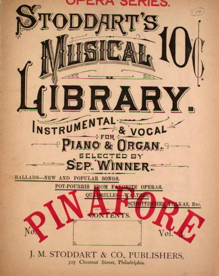 H.M.S. Pinafore (Selection From Arthur Sullivan's Comic Opera)