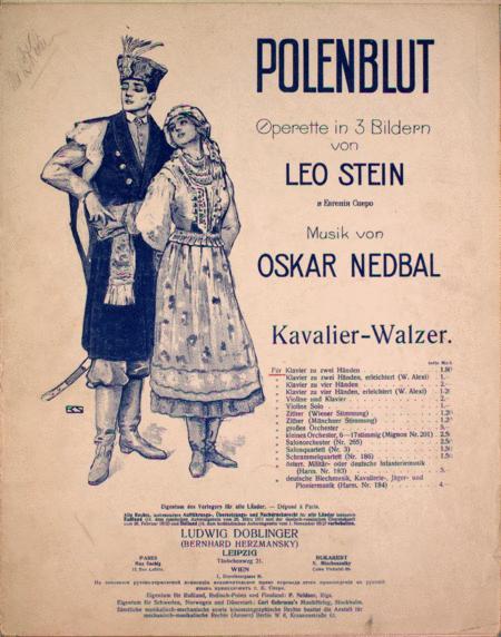 Kavalier-Waltzer