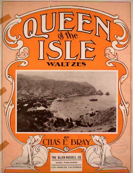 Queen of the Isle. Waltzes