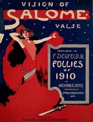 Vision of Salome. Valse