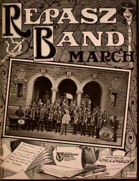 Repasz Band March