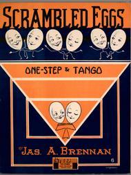 Scrambled Eggs. One-Step & Tango