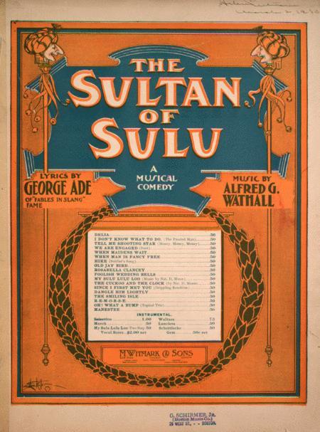 The Sultan of Sulu
