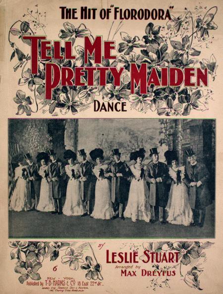 Tell Me Pretty Maiden. Characteristic Dance