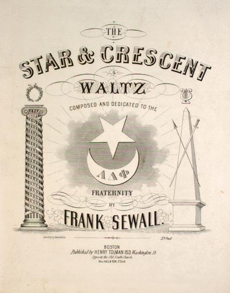 The Star & Crescent Waltz