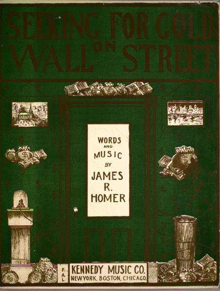 Seeking for Gold on Wall Street