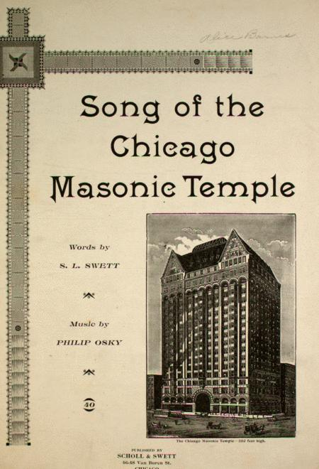 Song of the Chicago Masonic Temple
