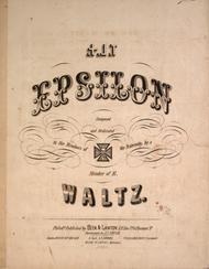 Epsilon Waltz