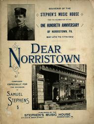 Dear Norristown