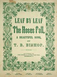 Leaf by Leaf. The Hoses Fall. Beautiful Song