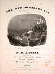 The New Foundland Dog. A Descriptive Ballad