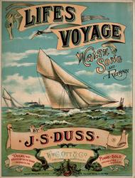 Life's Voyage. Waltz Song and Refrain