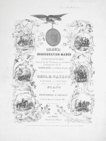 Grand Inauguration March