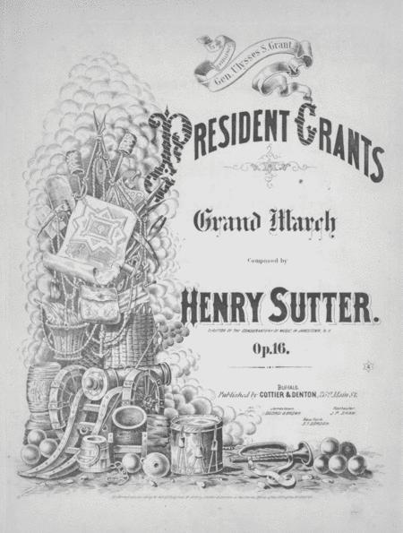 President Grant's Grand March