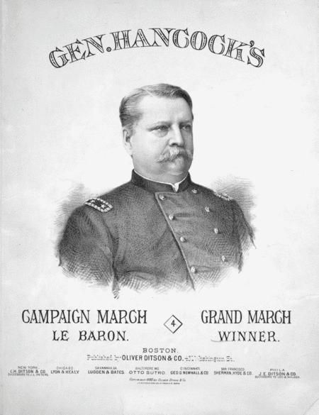 General Hancock's Grand March