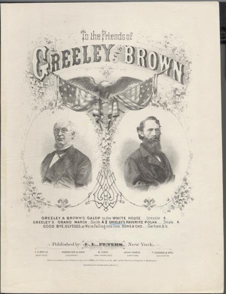 Greeley's Polka