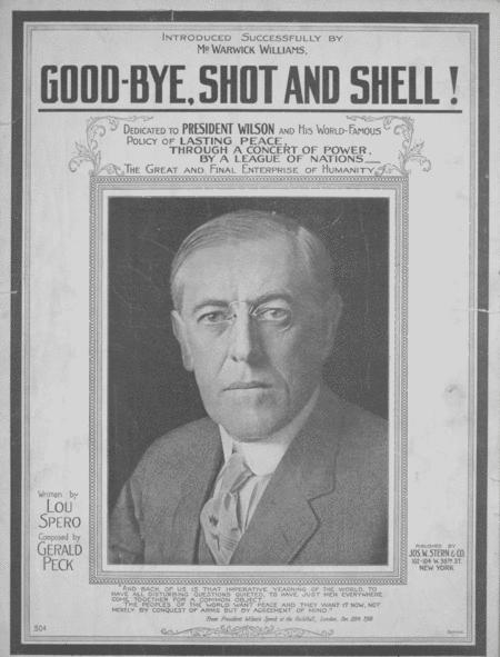 Good-Bye, Shot and Shell