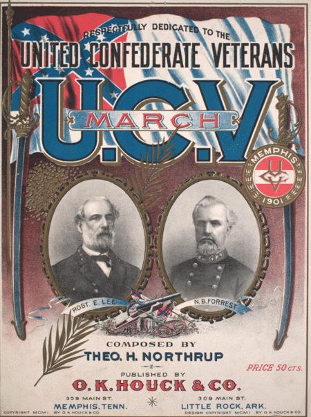 U.C.V. March
