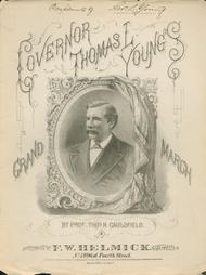 Governor Thomas L. Young's Grand March