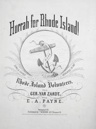 Hurrah for Rhode Island! Song & Chorus