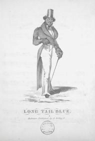 Long Tail Blue