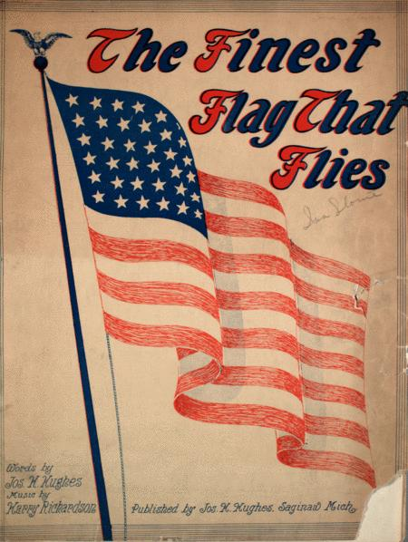 The Finest Flag That Flies