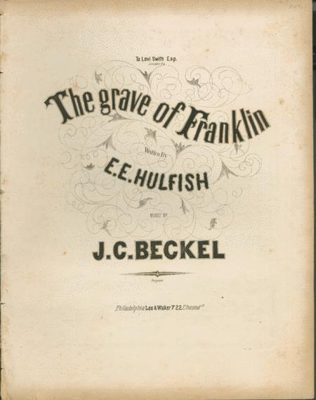 The Grave of Franklin