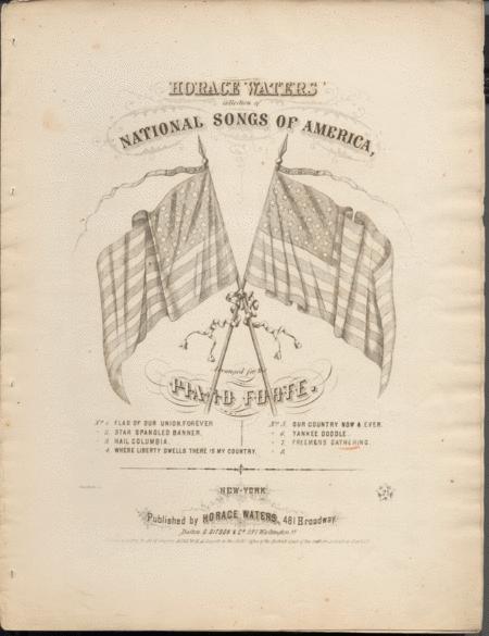 Freemen's Gathering, or Stripes and Stars Unfur