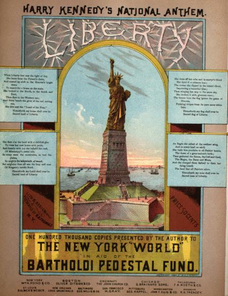 Liberty. The National Patriotic Song and Hymnal Chorus