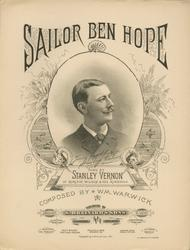Sailor Ben Hope