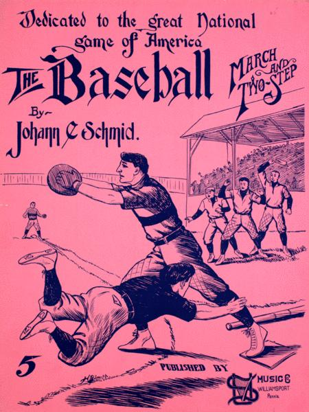 The Baseball March and Two-Step